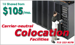 Carrier-neutral colocation facilities
